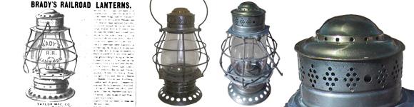 Brady Lanterns