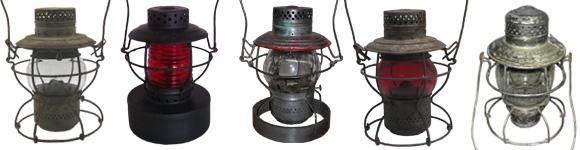 Handlan Buck Lanterns