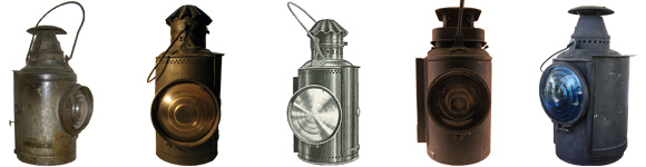 Semaphore Lamps
