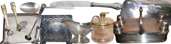 Silver & Silverware