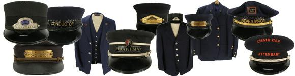Uniform Caps & Jackets