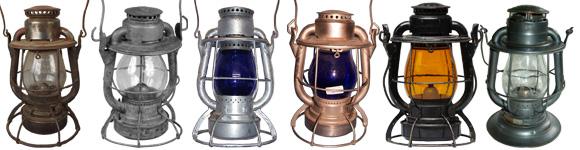 """Dietz """"Vesta"""" Lanterns"""