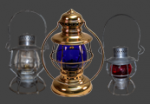 Antique Railroad Lantern Value Guide