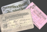 Antique Railroad Pass Value Guide